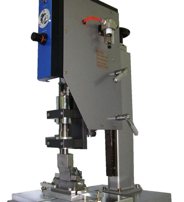 "Ultrasonic Welding Press ""Easy Change"""