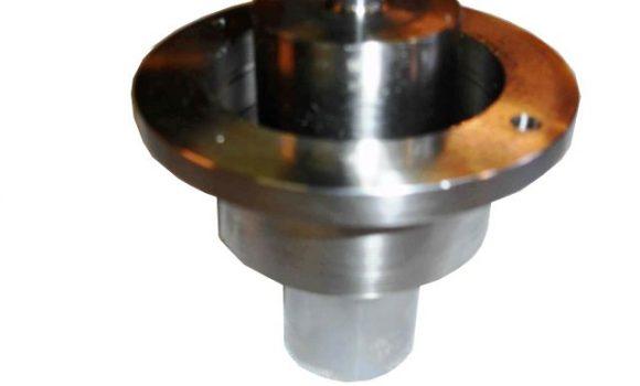 "Ultrasonic titanium ""cup booster"""