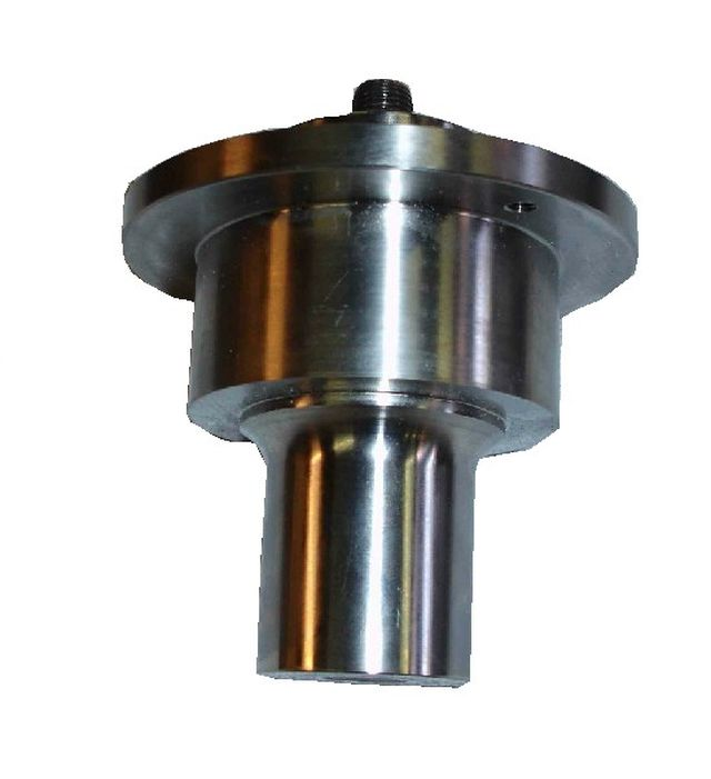 "Ultrasonic titanium ""cup booster"""