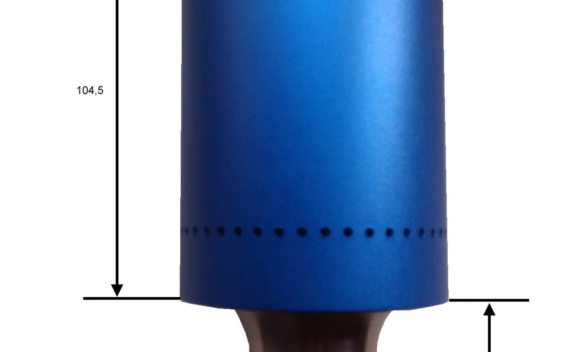 Ultrasonic 25 kHz transducer up to 3500 watt