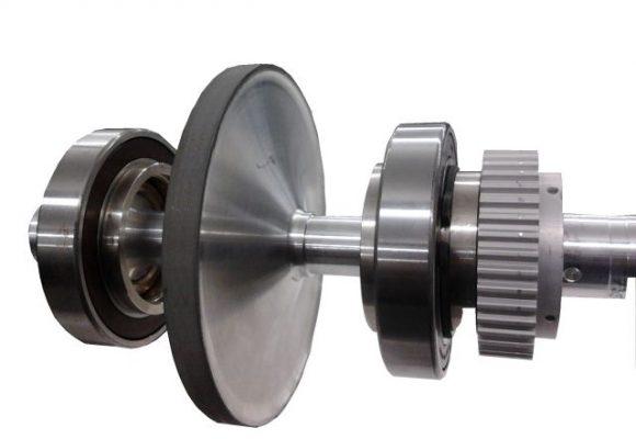 Ultrasonic Titanium Rotary horn 35 kHz