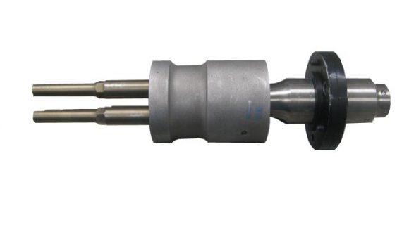 Ultrasonic composite horn – sonotrode