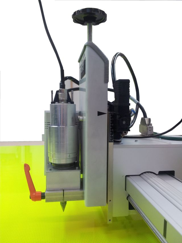 Ultrasonic Carbide knife Cutting Systems